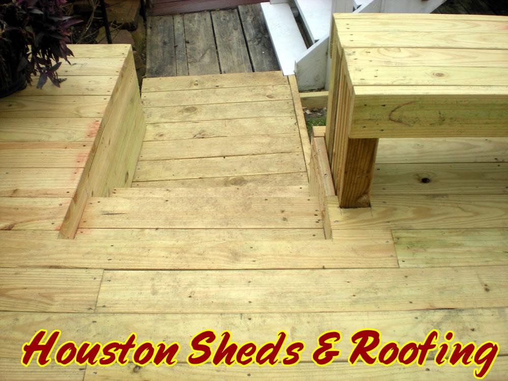 Sheds Fences Amp Decks Decks Amp Patios 187 Wood Decks 187 New
