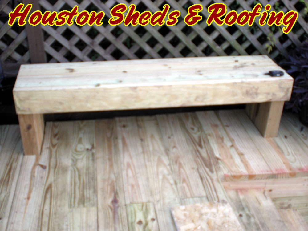 Sheds, Fences & Decks: Decks & Patios » Wood Decks » Deck with