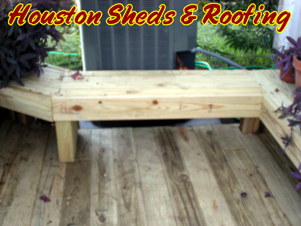 Sheds, Fences & Decks: Decks & Patios » Wood Decks » Wooden Deck