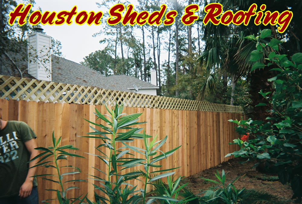 How To Install A Lattice Fence