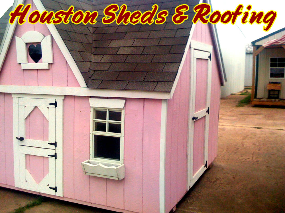 Pink Playhouse & Sheds Fences u0026 Decks: Gazebo u0026 Specialty » Play Houses » Pink Playhouse