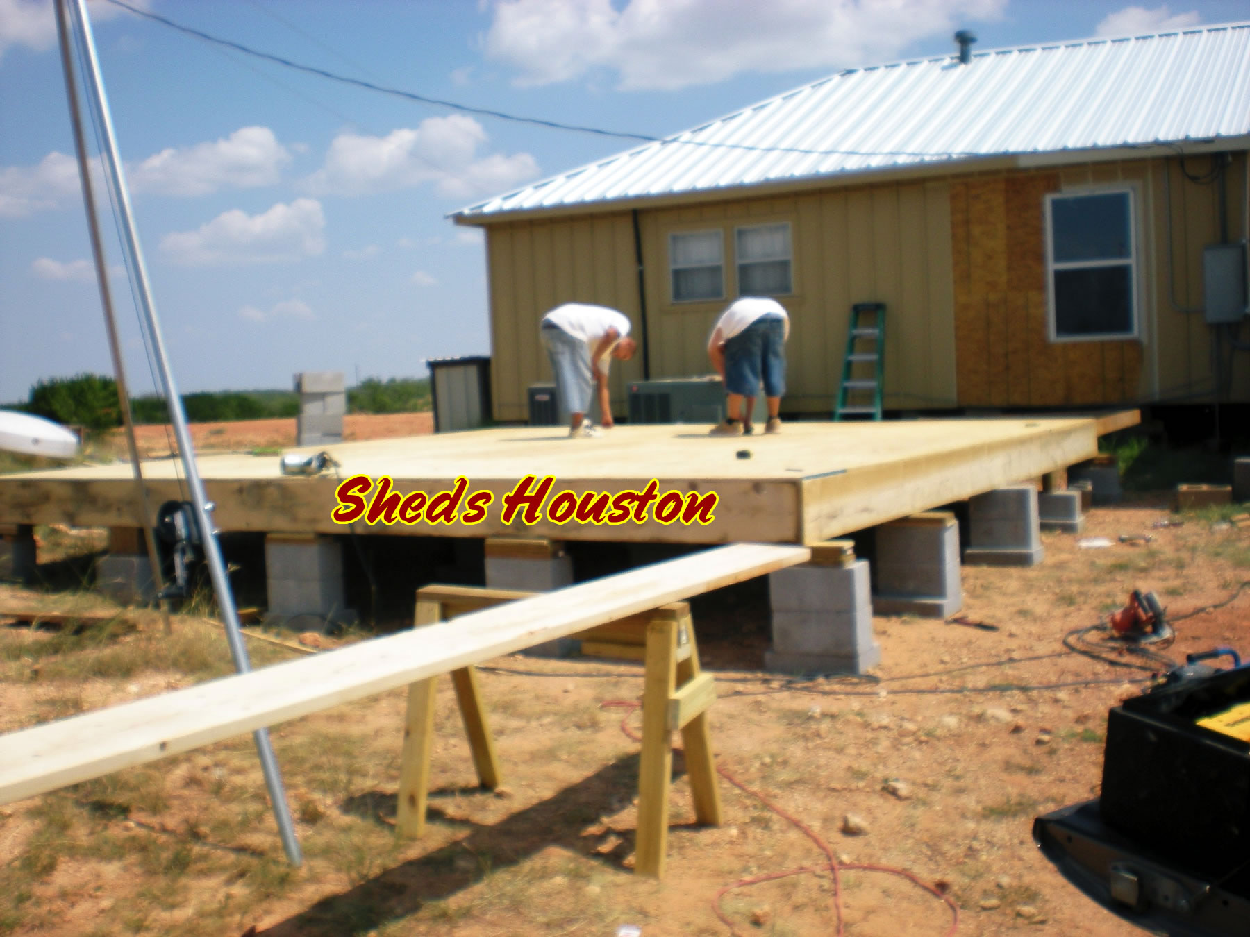 Photos Sheds Patios Roofing Repair Barns Humble Tx