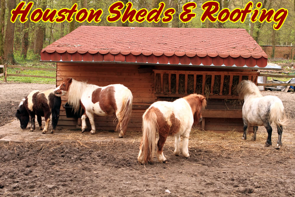 Sheds Fences Amp Decks Sheds 187 Barns 187 Horse Pony And