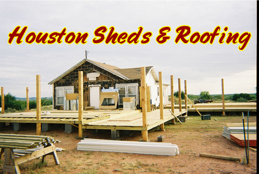 how to add a deck to a house