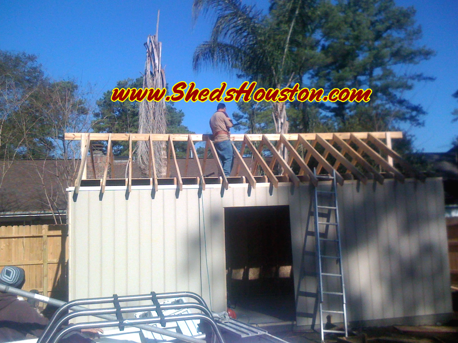 Shed installation mississauga jobs