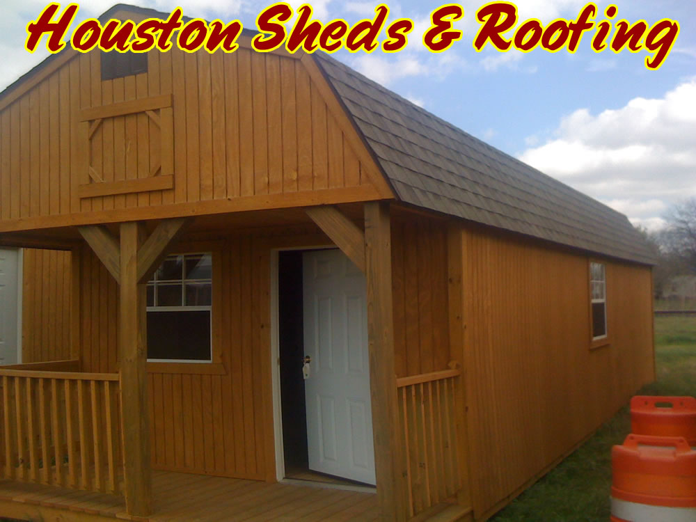 Sheds fences decks sheds storage sheds barn style shed for Barn storage shed