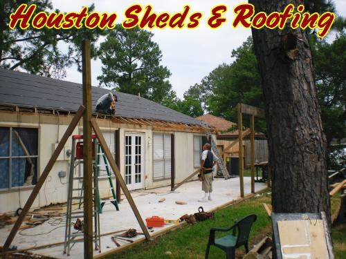 Back Porch with Cement Slab