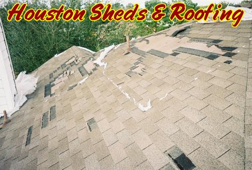 Damaged Roof Repair