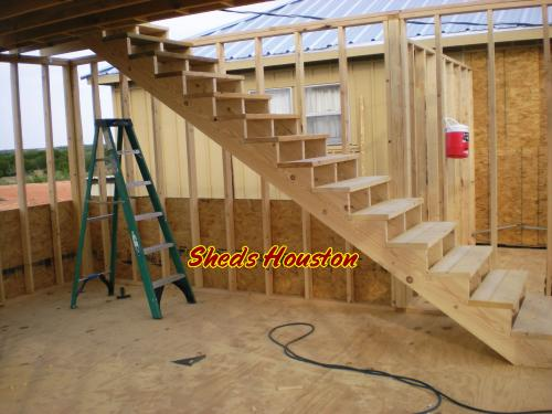 We Build Stairs and Custom Staircases