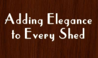 elegant custom sheds houston texas