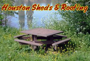 Custom Picnic Table Designs Houston Galveston Woodlands