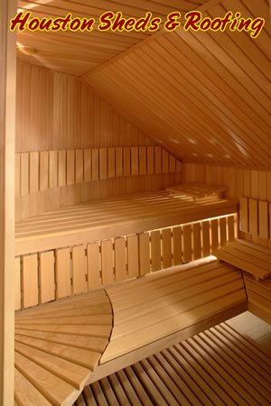 Sauna Installation Houston Woodlands Sugar Land | steam room bath