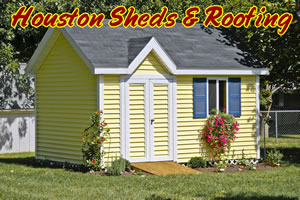 on-site storage shed installation tomball kingwood woodlands houston tx spring